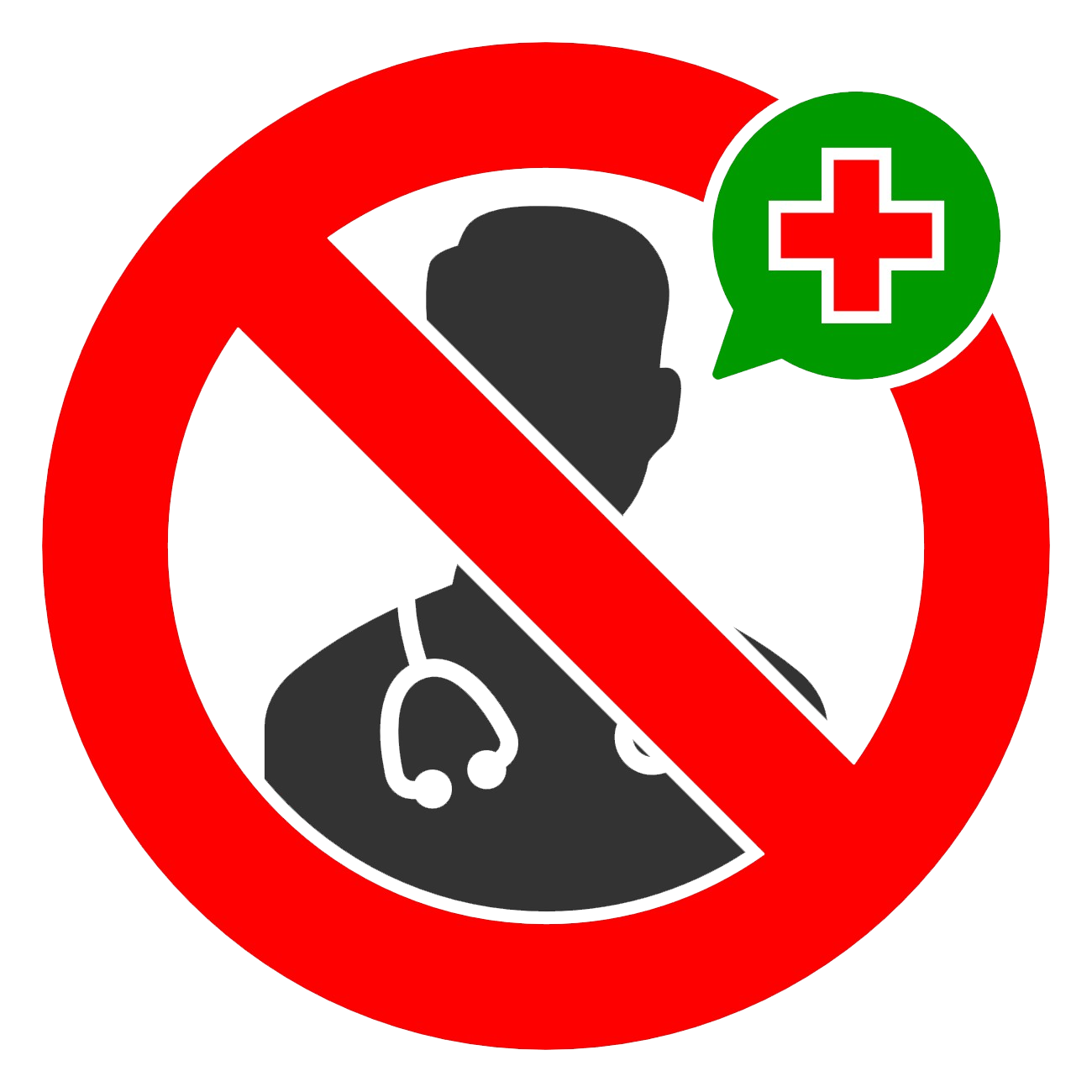 Not Medical Advice Logo